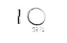 pierścionek (Czarnówko) - analiza chemiczna