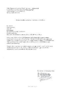 Files for neuromuscular diseases (2011) - nr 26/11