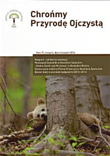 Nowe stwierdzenia modliszki zwyczajnej Mantis religiosa na Wyżynie Małopolskiej