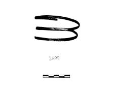 bracelet (Babin) - chemical analysis