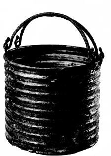rib bucket (Woskowice Małe) - chemical analysis