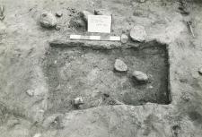 Grave 4-88, burial cut