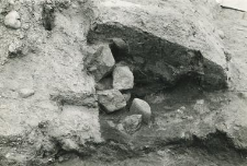 Wooden church - chancel, fragment