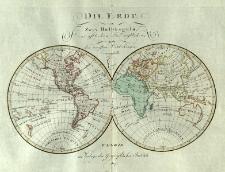 Verkleinerter Hand-Atlas in LX Charten über Alle Theile der Erde für Bürgerschule and Leitungsleser bestimmt