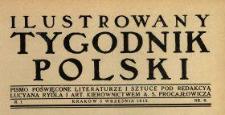 Ilustrowany Tygodnik Polski 1915 N.6