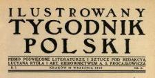 Ilustrowany Tygodnik Polski 1915 N.8