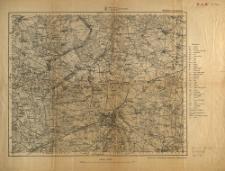 454. Herby - Częstochowa : podziałka 1:100.000