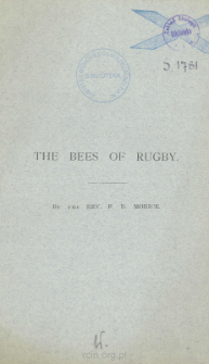 The Bees of Rugby