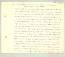 Dzieje filozofii od Arystotelesa do końca ery starożytnej. Cz. I. Zima 1907/8. 1-godz.[ina]