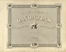 Adolf Stieler's Hand Atlas über alle Theile der Erde und über das Weltgebäude : 95 Karten