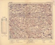 A 40 B 33, J. 33. Mińsk-Mazowiecki : podziałka 1:100 000