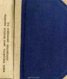 Księga pamiątkowa ku uczczeniu 250-tej rocznicy założenia Uniwersytetu Lwowskiego przez króla Jana Kazimierza r. 1661. T. 2