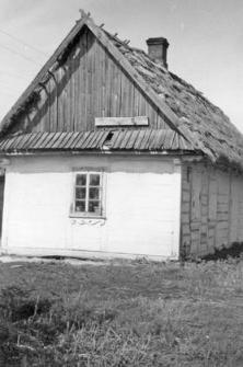 Dach dwuspadowy z przyczółkiem