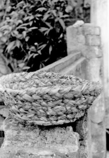 Small basket for bread forming