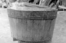 Stave vessel
