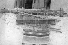 Weaving workshop, weaving