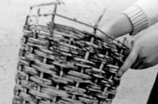 Fragment of a basket