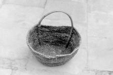 Wicker basket (Rabka Museum)