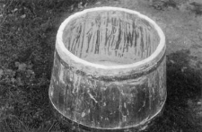 Stve kneading trough