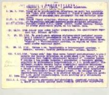 Syllogistyka. 2.Trymestr I. i II. 1921/2. 1 godzina tygodniowo