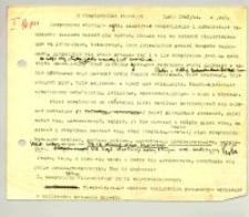 """O sceptycyzmie etycznym : Lato 1923/24. 4 godz.[iny]"""".Obejmuje plan i zagadnienia 26 wykładów od 5 maja 1924 r. do 25 czerwca 1924 r. z licznymi odsyłaczami do wykładów z lat ubiegłych"""