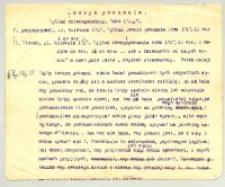 """Teorya poznania : Wykład czterogodzinny. Lato 1924/5"""".Tekst i zagadnienia 25 wykładów od 20 kwietnia 1925 r. do 23 czerwca 1925 r."""