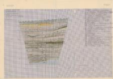 KZG, III 203 C D, profil archeologiczny SW wykopu