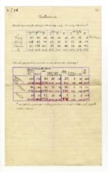 Wstęp do psychologii : 1929/30. Wykład dwugodzinny I. II. III. Trymestr. 4. Eksperyment zeznaniowy