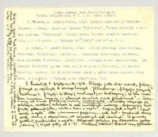 Główne zasady nauk filozoficznych : Wykład trzygodzinny w I. i II. trym.[estrze] 1928/9