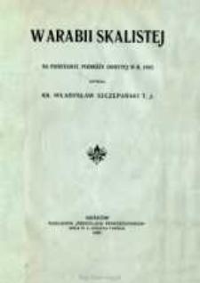 W Arabii skalistej : na podstawie podróży odbytej w r. 1905