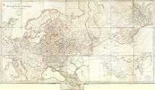 Karta Rossijskoj Imperiii