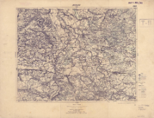 Jarosław 3969 : skala 1:100 000