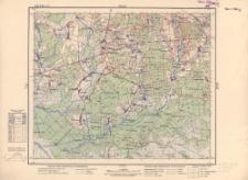 A 37 B 42 (XX-20) Lipsk : podziałka 1:100.000