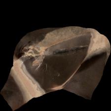 Chocolate' flint : 3D documentation
