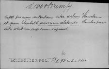 Kartoteka Słownika Łaciny Średniowiecznej; divortium-dominicalis