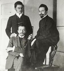 Antoni Jakubski, Jan Grochmalicki, Rudolf Weigl