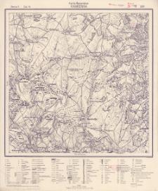 Kamienka, Seria II Col. N : Maßstab 1:75.000
