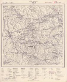 Bielcy, Seria III Col. M : Maßstab 1:75.000