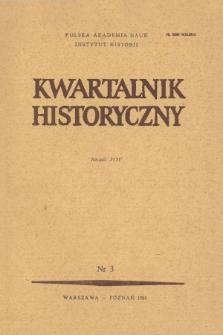 Polska myśl polityczna lat 1772-1792 o systemie władzy absolutnej
