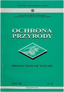 Funkcje obszarów i obiektów chronionych w popularyzacji i dydaktyce nauk o Ziemi