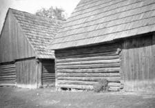 Budynki gospodarcze, stodoła