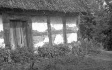 An old barn - a wall