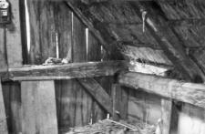 A barn, an attic