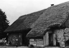 A house with a barn
