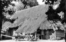 Stodoła o konstrukcji sumikowo- łątkowej