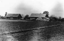 Barns - a view of a back