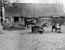 A barn