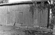 A pole barn