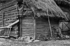 Fragment stodoły