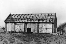 Nowy budynek (stodoła)